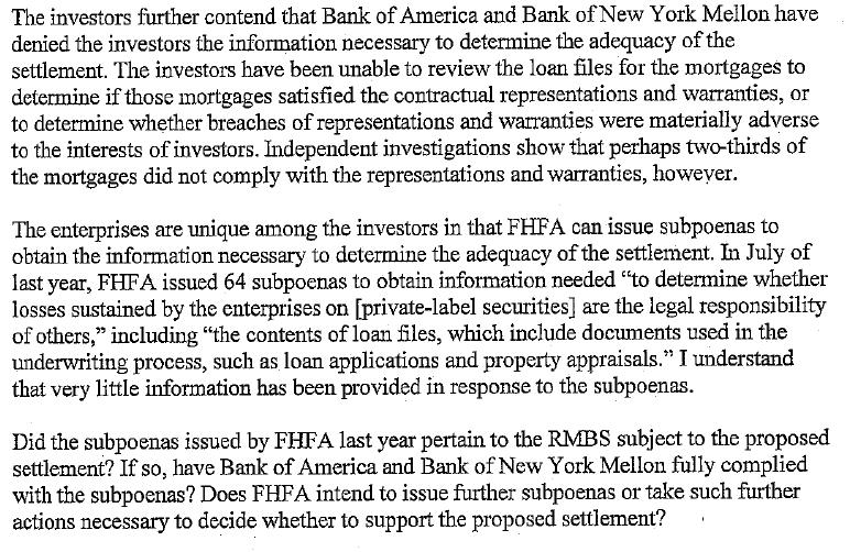 Bank of America $8 5 Billion Mortgage