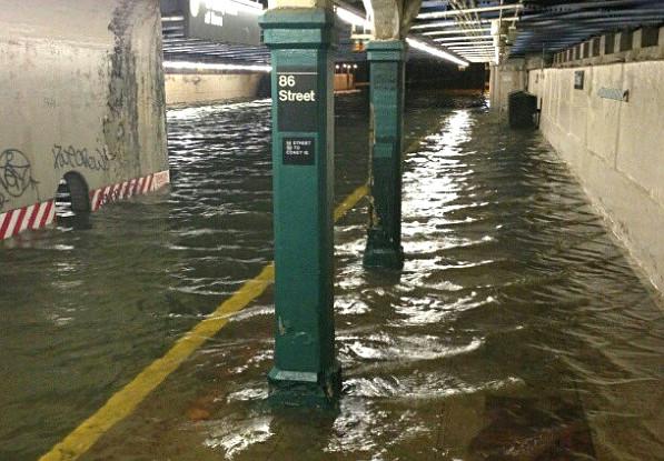 Economic Impact of Hurricane Sandy