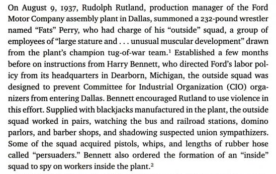 strikebreaking and intimidation mercenaries and masculinity in twentiethcentury america