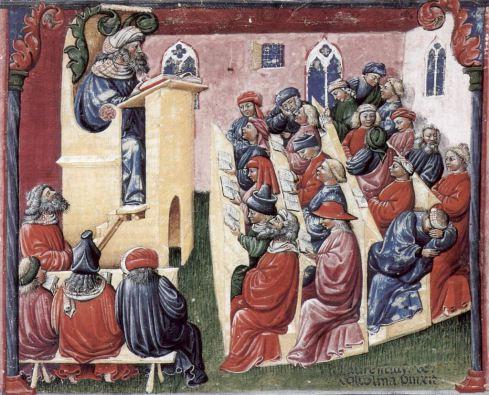 economics curriculum reform picture of monks