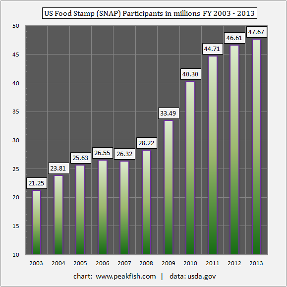 US-Food-Stamp-SNAP-Participants-in-millions-FY-2003-2013