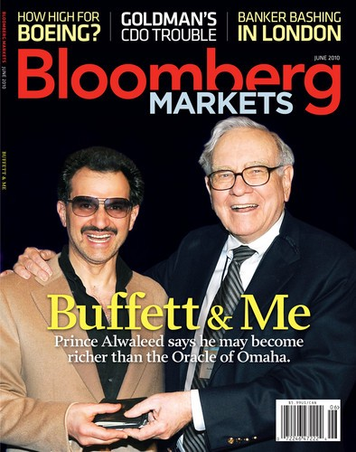 ISIS Alwaleed and Buffett