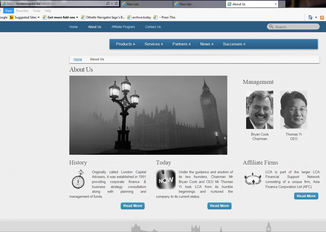 Londoncapital.biz Capture