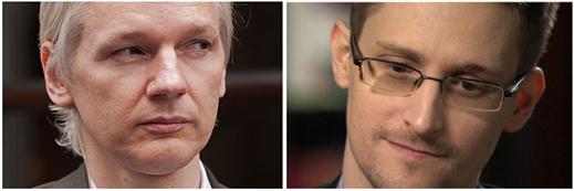 Assange_Snowden