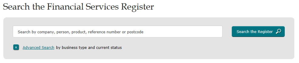 FSA Register Capture