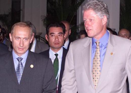 Putin-and-Clinton