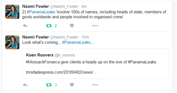 Naomi Panamaleaks