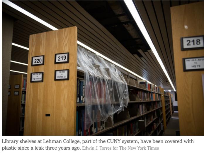lehman library CUNY