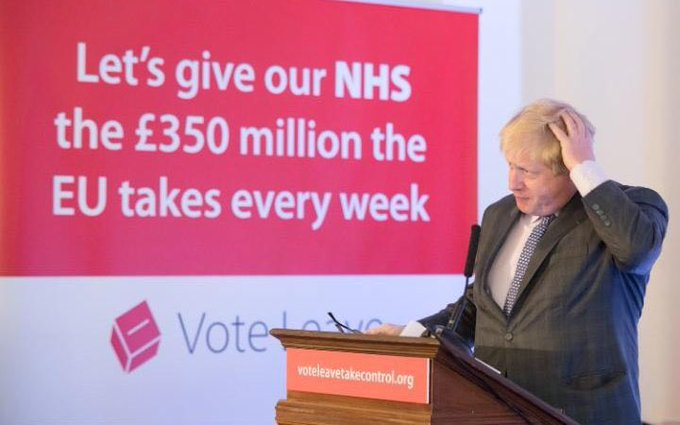 NHS promise