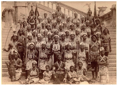 African Participation in Slavery and the Slave Trade