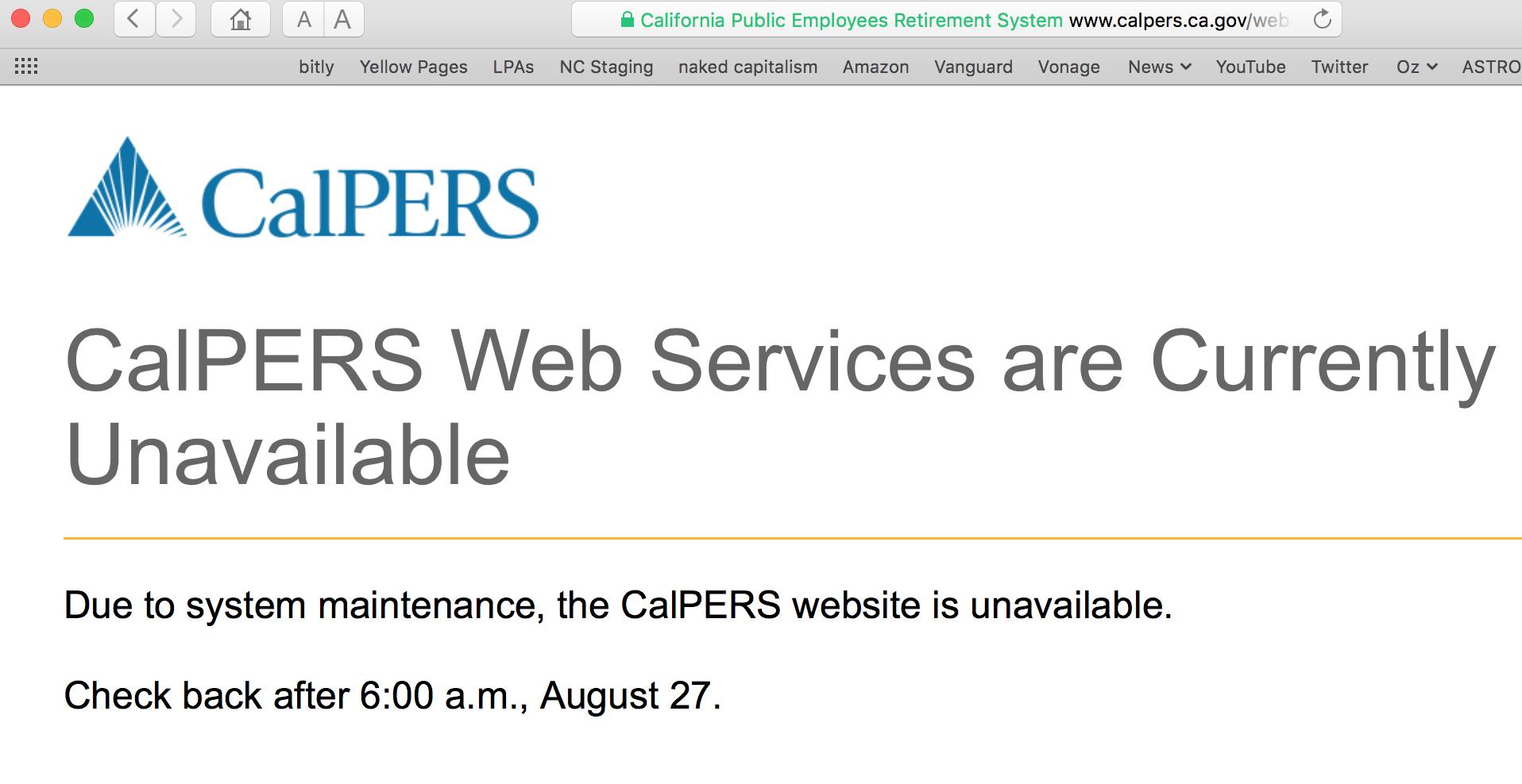 Marcie Frost's Poor Job as CalPERS CEO –