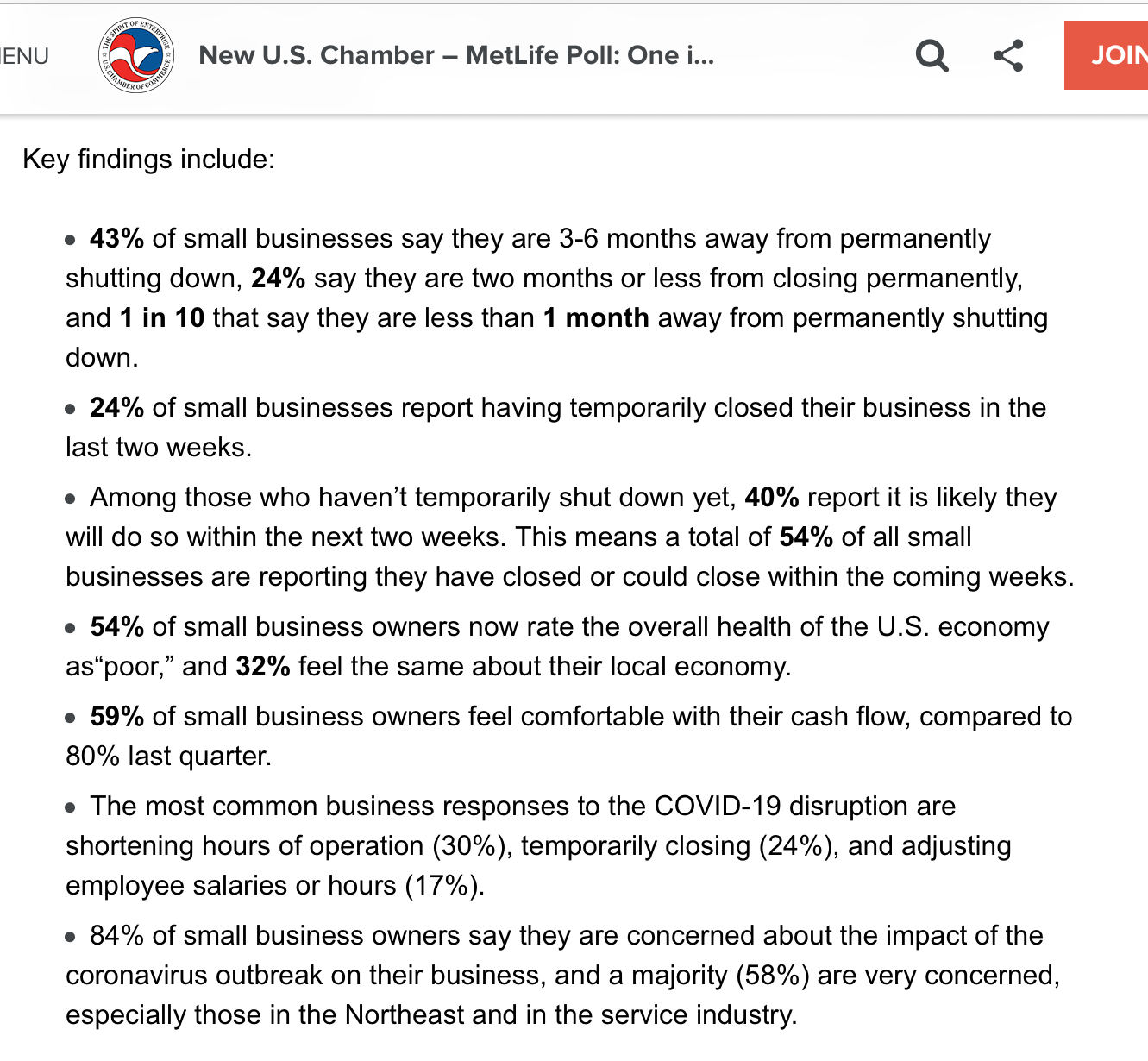 Congress and Corporations Join Forces To Crush American Small Business 4