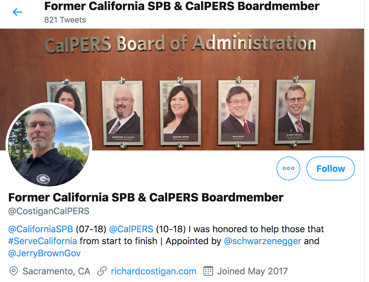 Board Member Margaret Brown Sues CalPERS, Board President Over Gang-Style Retaliation for Efforts to Oppose Its Incompetence 2