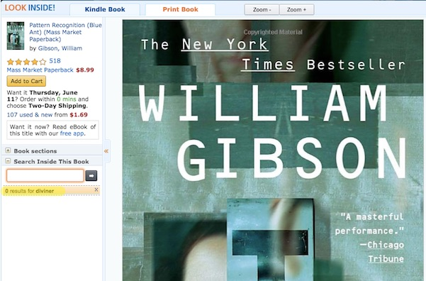 Dominic Cummings Is Either Ignorant and Lazy or a Psycho, and Doesn't Know His William Gibson 3