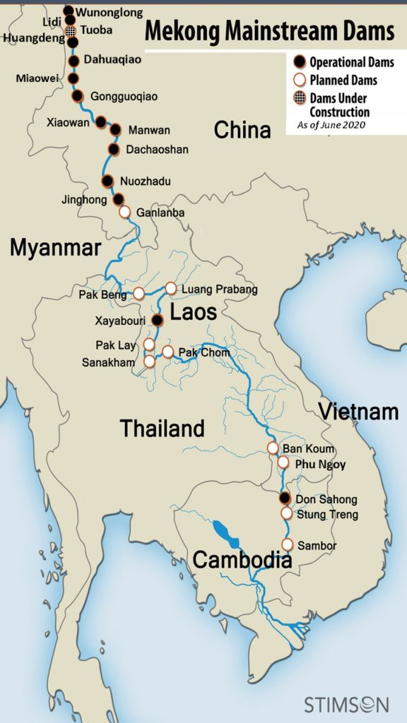 The Mekong River, Water Wars, and Information Wars 7