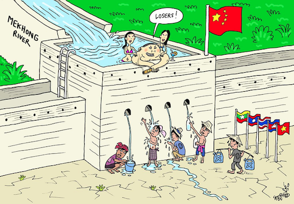 The Mekong River, Water Wars, and Information Wars 9