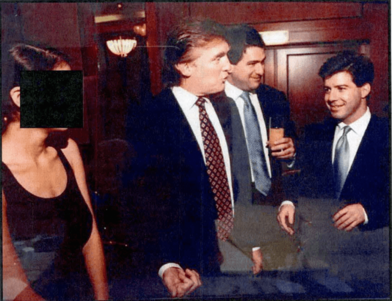 Apollo's Leon Black, Found in Serial Child Rapist Jeffrey Epstein's Black Book, Patronized Strip Club in Russia With Trump 1