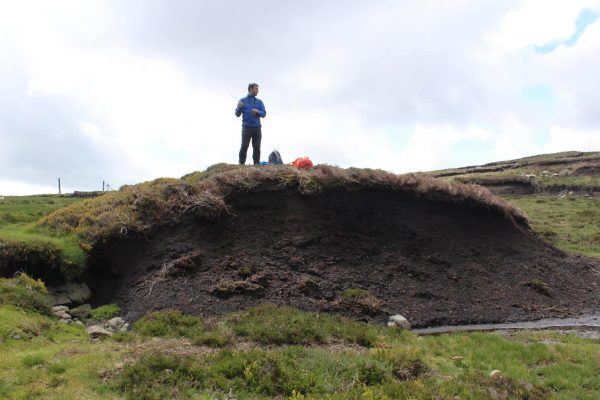 Wind Farms Built on Carbon-Rich Peat Bogs Lose Their Ability to Fight Climate Change 4