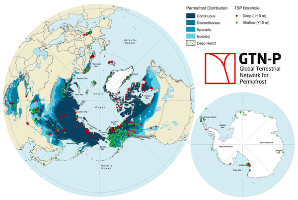 Permafrost, the Cryosphere, the Biosphere, and Climate Change 3
