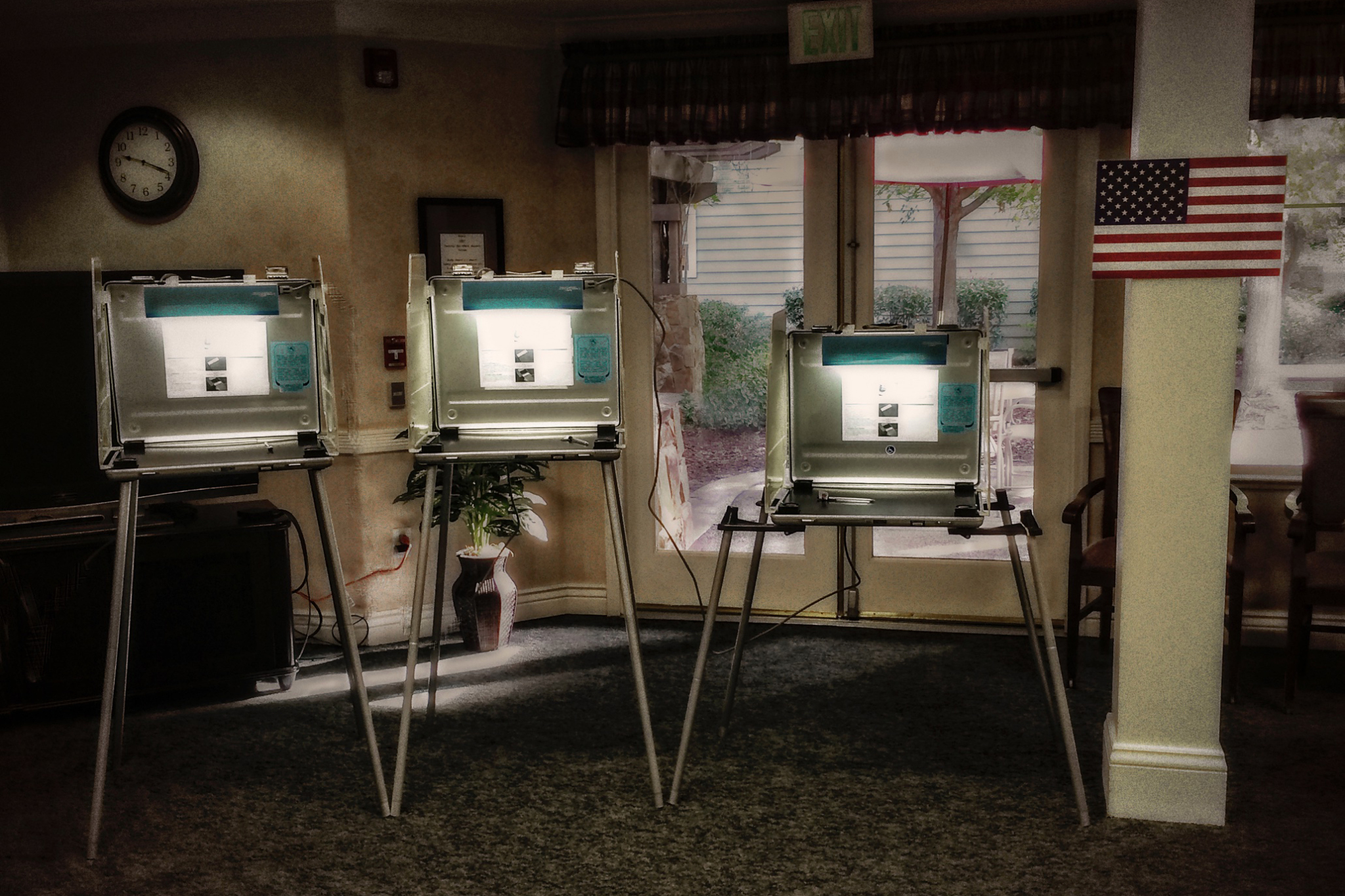 Pandemic Erects Barriers for Prized Bloc of Voters in Nursing Homes, Senior Facilities 2