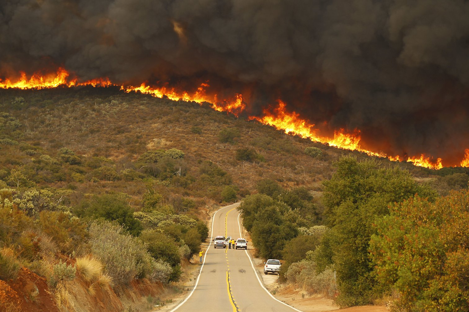 Burning Injustice: Why the California Wildfires Are a Class Crisis 2