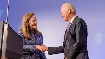 Who Is Michèle Flournoy, Biden's Rumored Pick for Pentagon Chief? 1