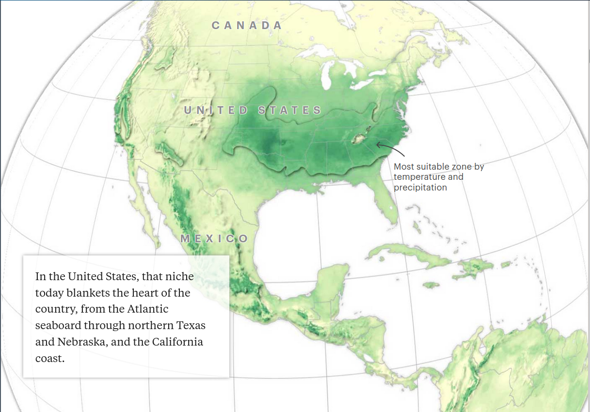 Much of the U.S. Could Be Uninhabitable by 2050 5