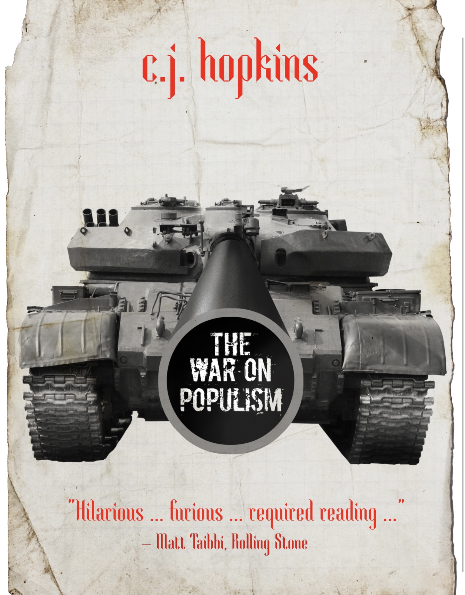 The Liberals' New Passion for Snobbery and Censorship: An Interview + Review of The War on Populism  and Trumpocalypse  by C.J. Hopkins 2