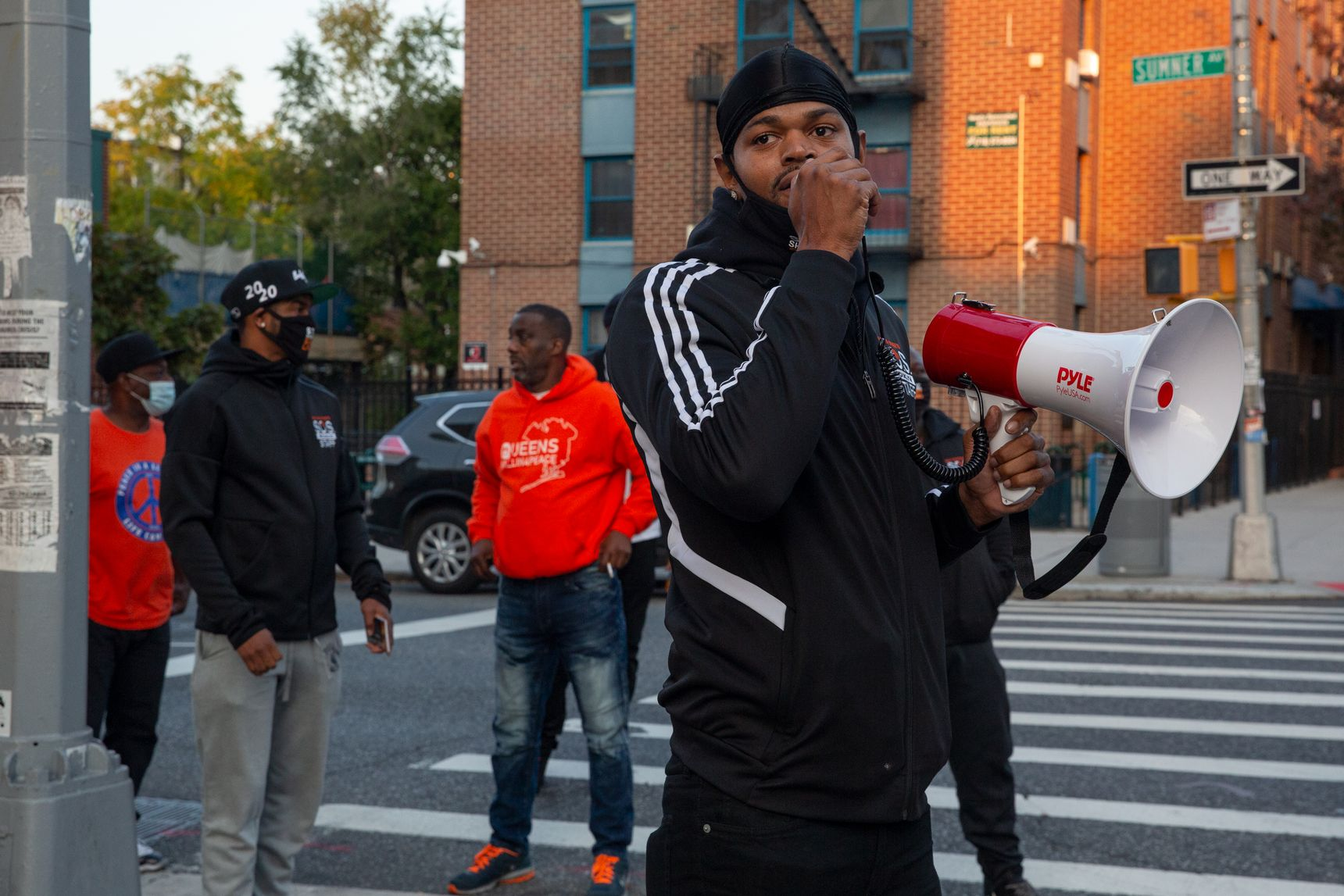 Why Are Shootings Up in New York City? We Asked Four People on the Front Lines 3