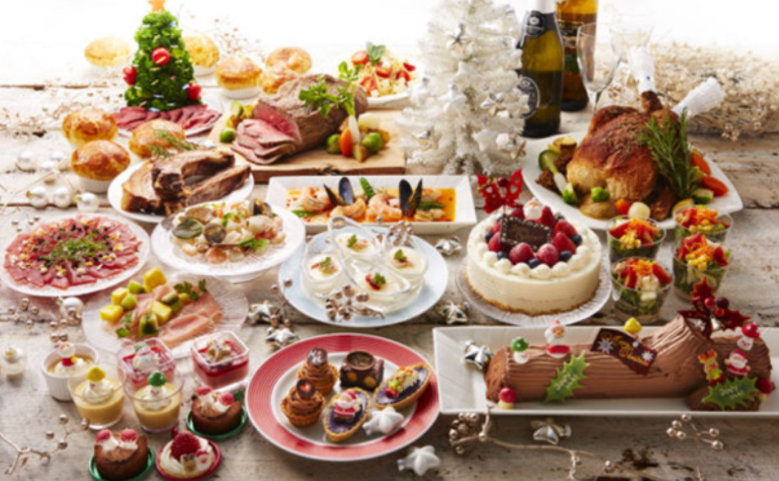 A Mini-Tour of Christmas/Holiday Feasts and Traditions 3