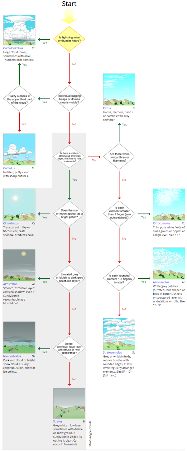 Clouds, Cloud Formation, Climate, and the Precautionary Principle 5