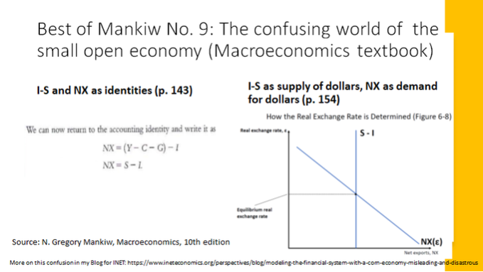 Best of Mankiw: Errors and Tangles in the World's Best-Selling Economics Textbooks 11