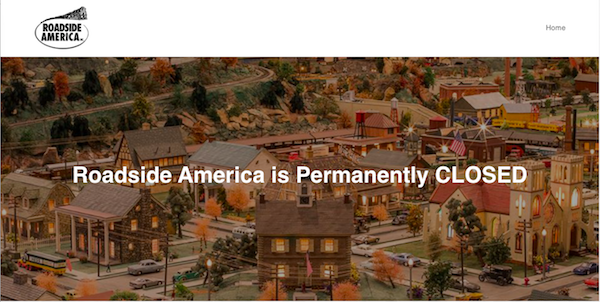 "The Sad Death of ""Roadside America"" 1"