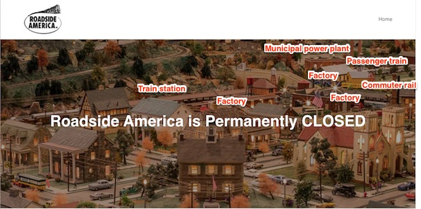 "The Sad Death of ""Roadside America"" 2"