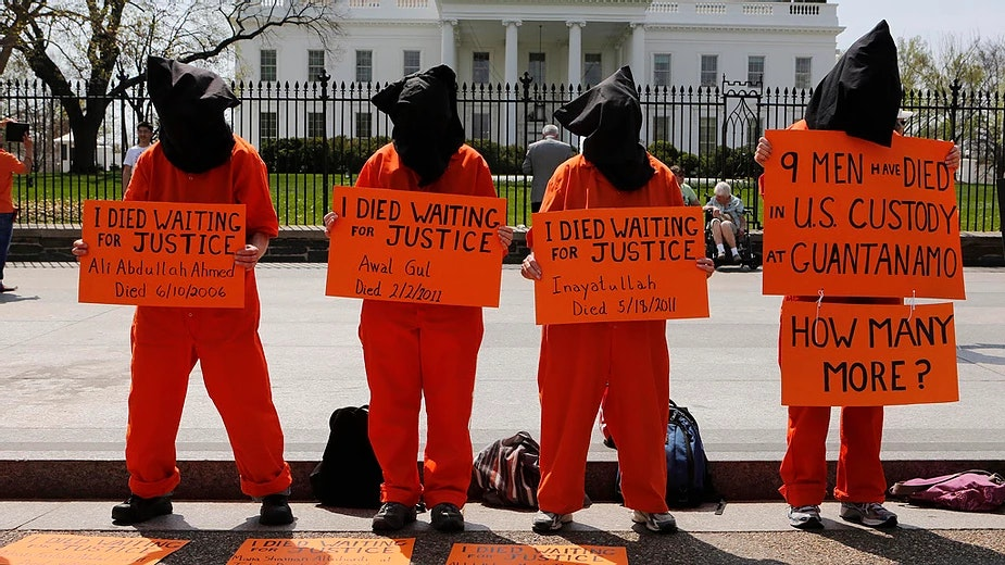Guantánamo Prisoner to Joe Biden: 'The Last Two Decades of My Life Have been a nightmare without end' 2